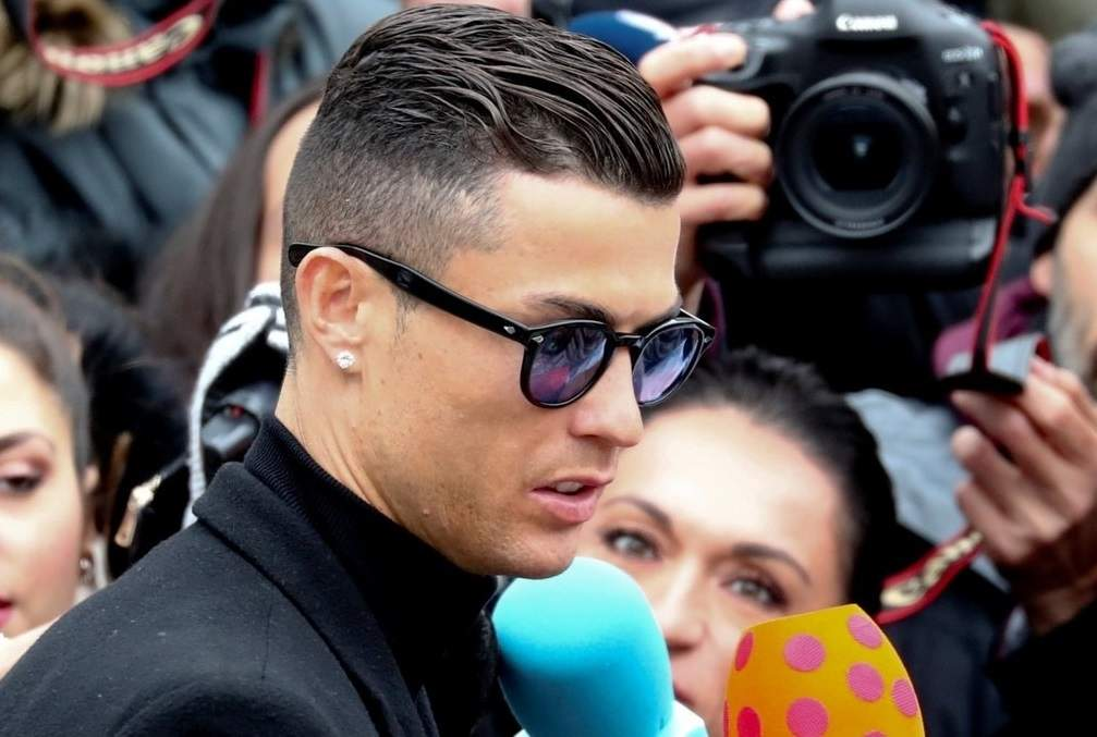 Ronaldo Ma Solo Bianconero Cristiano Non Luziottica Veste Vision odxBCe