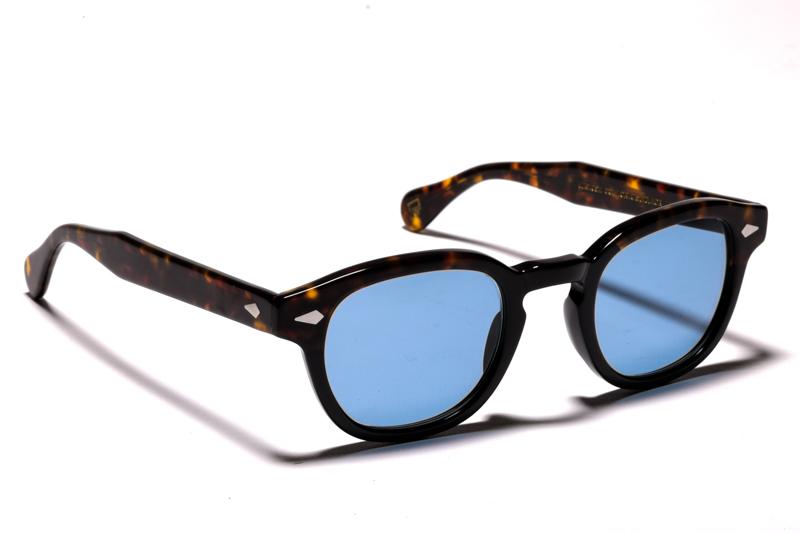 moscot-50-year-luziottica-le-lemtosh-tortoise-black-blu