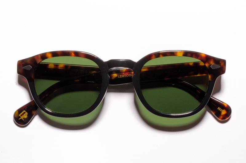 moscot-50-year-luziottica-le-lemtosh-tortoise-black-green-2