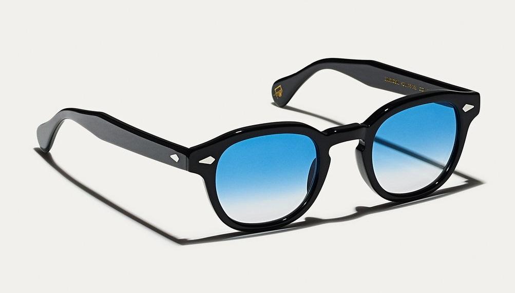 Acquista Occhiali Moscot Lemtosh Custom Tints Black Azzurro Sfumato A Prezzi Ufficiali Luziottica Vision